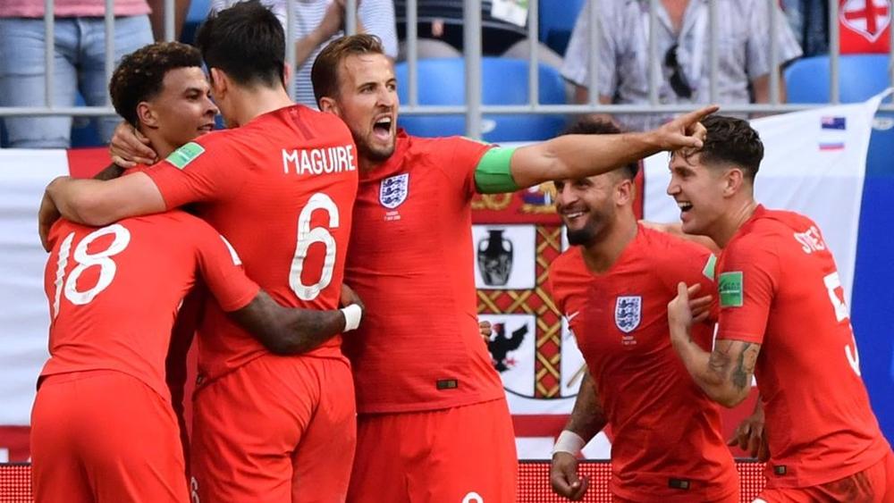 Rusia 2018: Inglaterra le ganó 2 a 0 a Suecia y pasó a semifinales