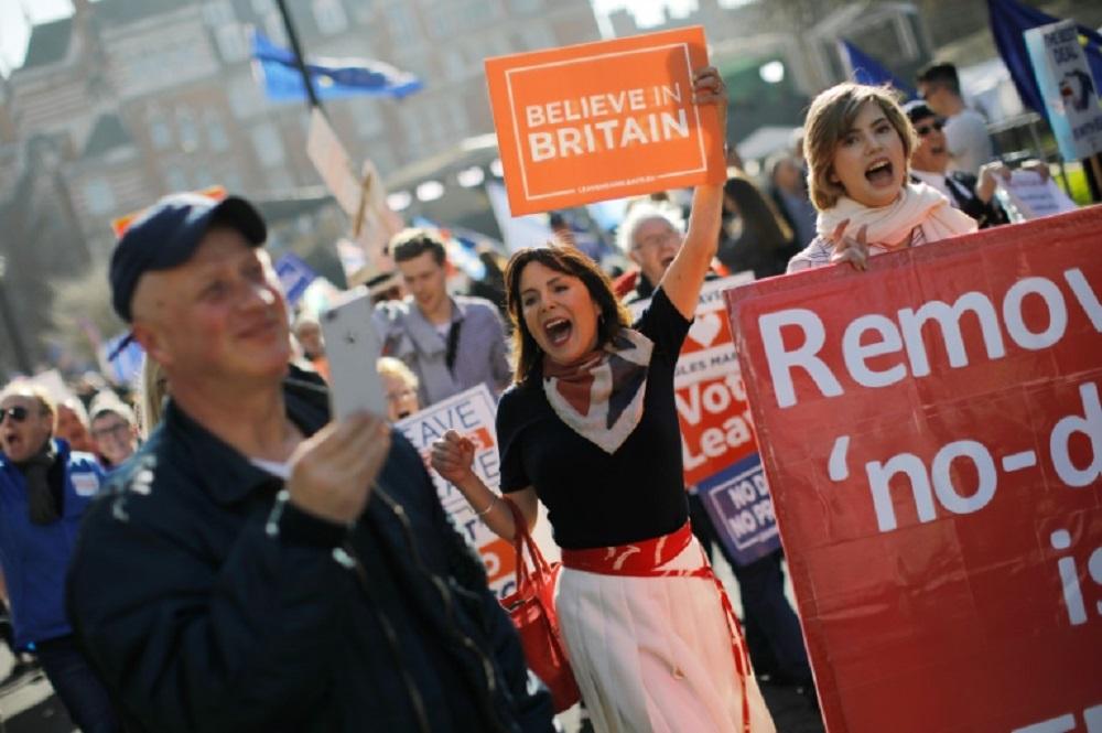 Reino Unido inicia una semana clave para el futuro del Brexit