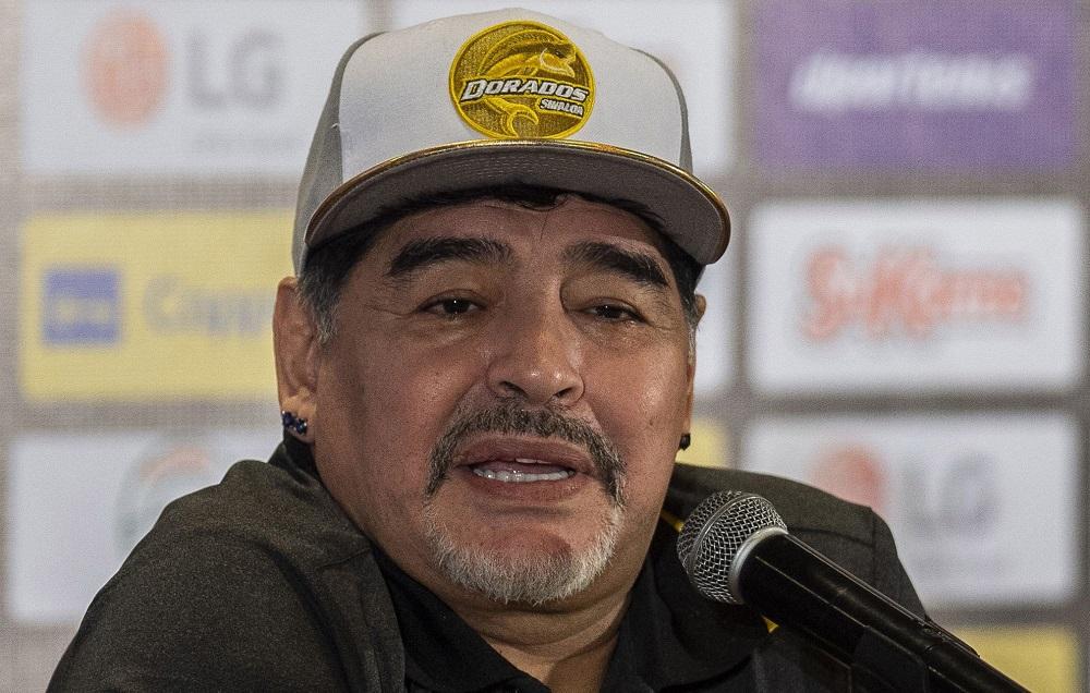 """Maradona criticó a la Selección: """"Este equipo no merece la camiseta"""""""