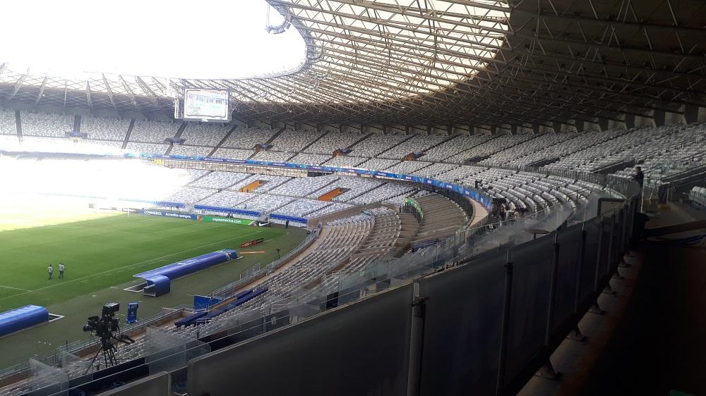 Minerao, un estadio con sabores ambiguos para Argentina