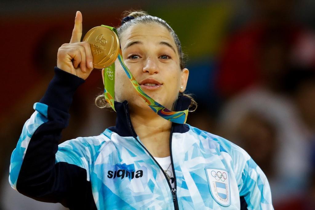 Paula Pareto sigue sumando oros, ahora en los Panamericanos de Lima