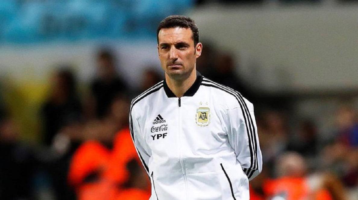 Scaloni tiene varias dudas en Argentina para la final con Brasil