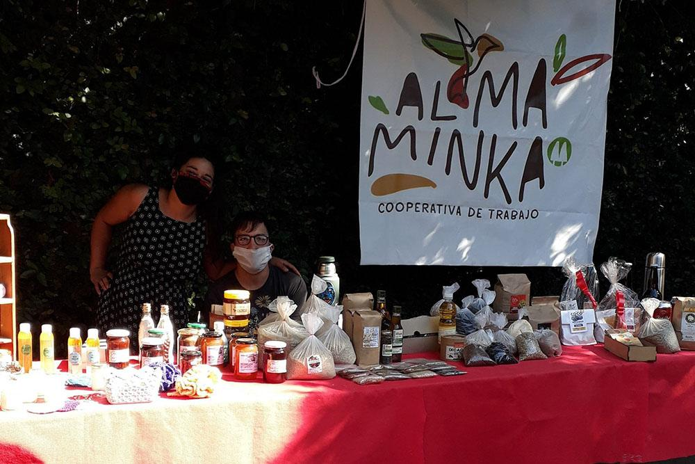 Alma Minka