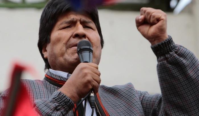 """Morales: """"Tienen que responder por los graves delitos de lesa humanidad"""""""