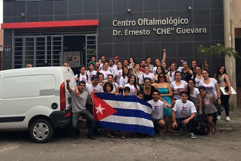 Muito El Centro Che Guevara ya realizó más de siete mil cirugías  SO91