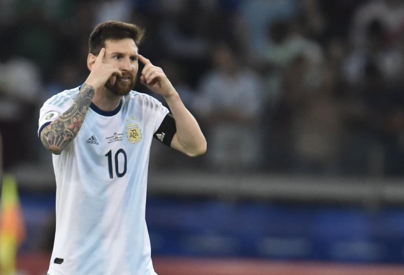 Copa América: Argentina empató con Paraguay y estira su clasificación