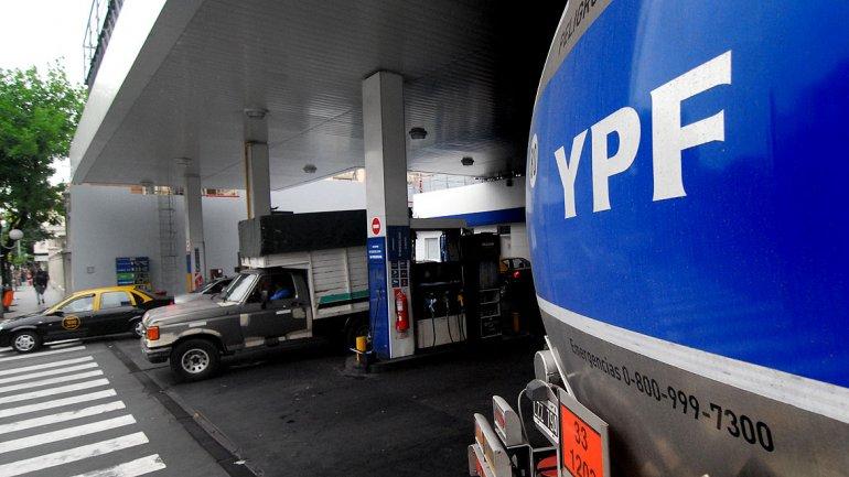 Descongelan las naftas: YPF aumentará 4,5% desde este miércoles