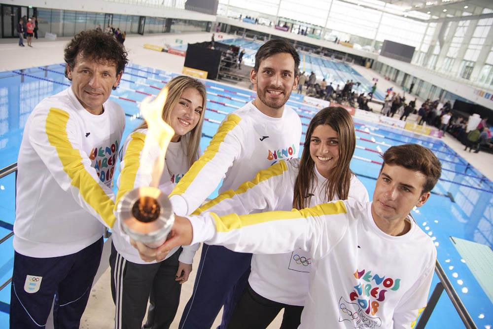 Ya se viven los Juegos Olímpicos de la Juventud
