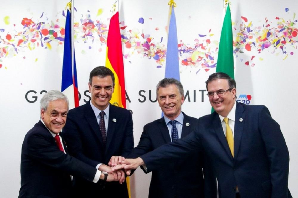G20: Macri se reunió con jefes de Estado y ratificó el Acuerdo de París