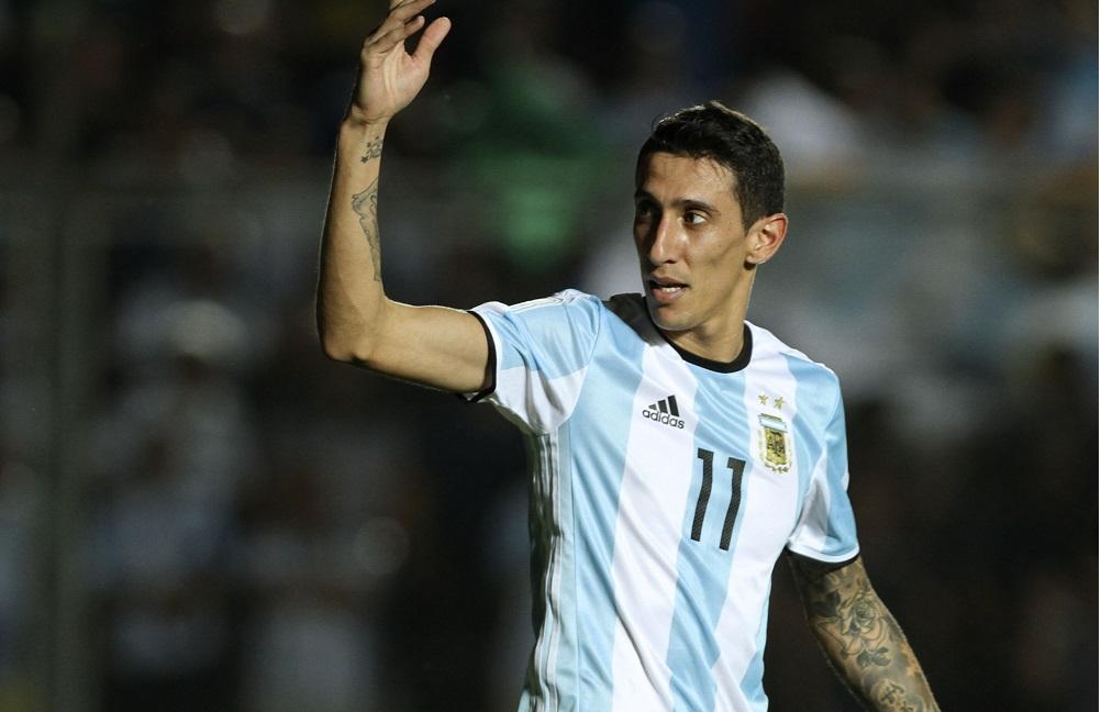 """Ángel Di María, el jugador de la Selección que """"se saca solo"""""""