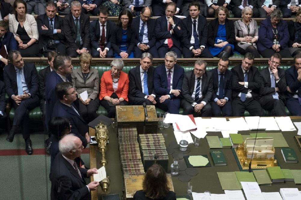 El Parlamento británico descartó un Brexit sin acuerdo con la UE