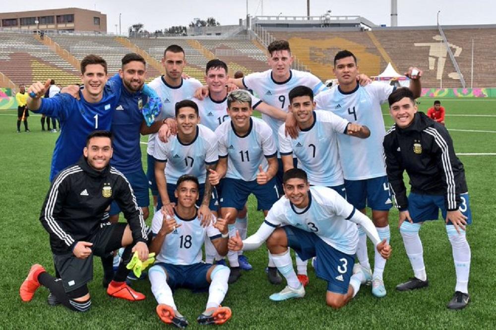 Panamericanos: la Selección masculina pasó a las semifinales de fútbol