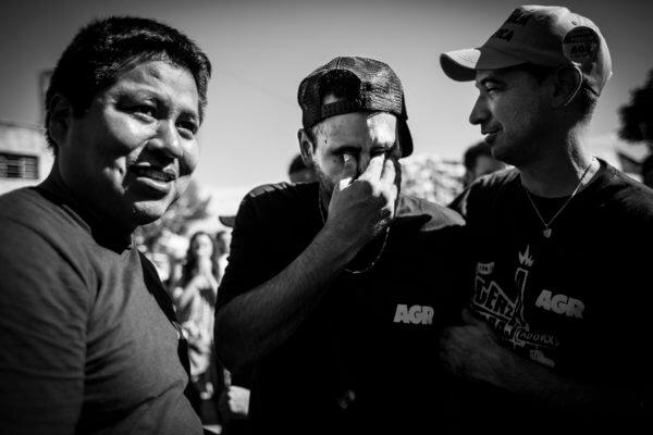 Fotos: Nacho Yuchark - lavaca.org