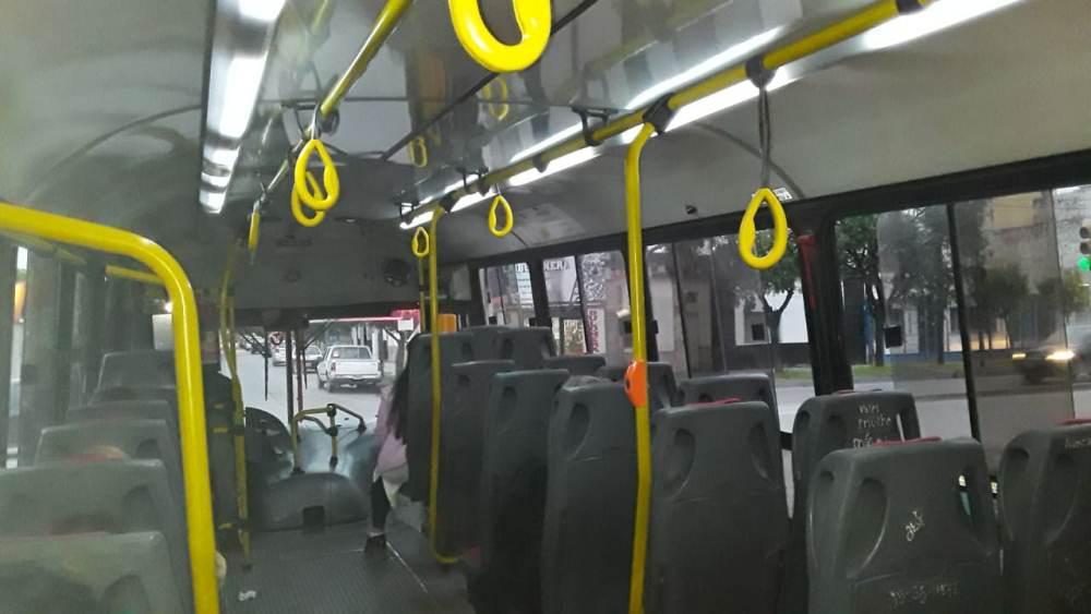 transporte vacío