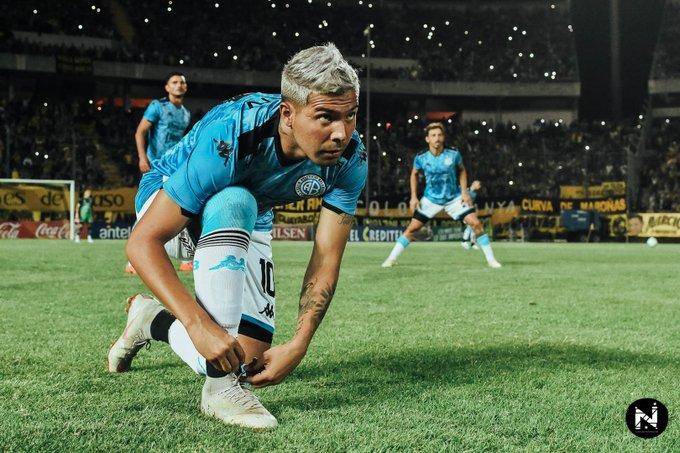 Belgrano apela a que el Tribunal le saque la amarilla a Luján y pueda jugar