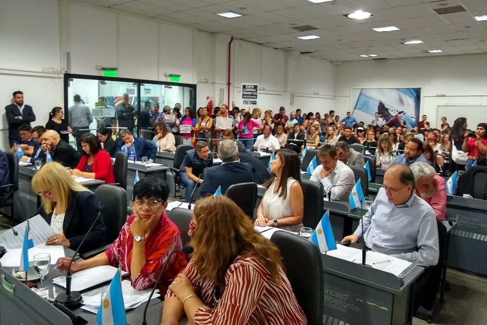 El oficialismo en el Concejo aprobó la Cuenta del Ejercicio municipal 2018