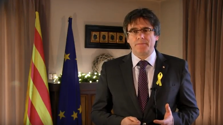 puigdemont @youtube