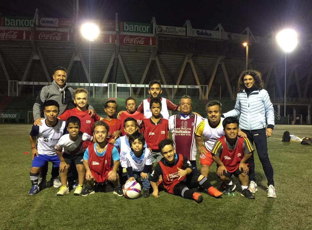 fútbol talla baja Magliano Cordoba