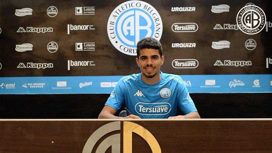 A Belgrano le habilitaron un refuerzo más por la lesión de Tomasetti