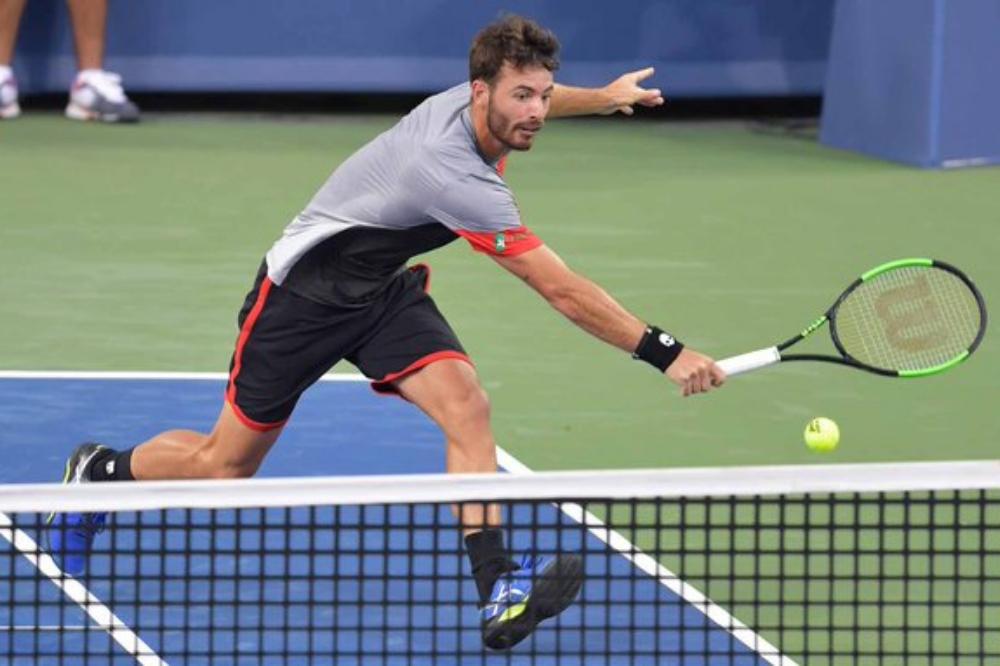 Juan Ignacio Londero se enfrenta a Novak Djokovic en el US Open