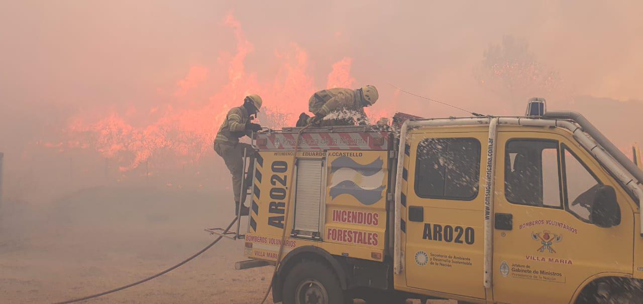 Incendios by Federación de Bomberos