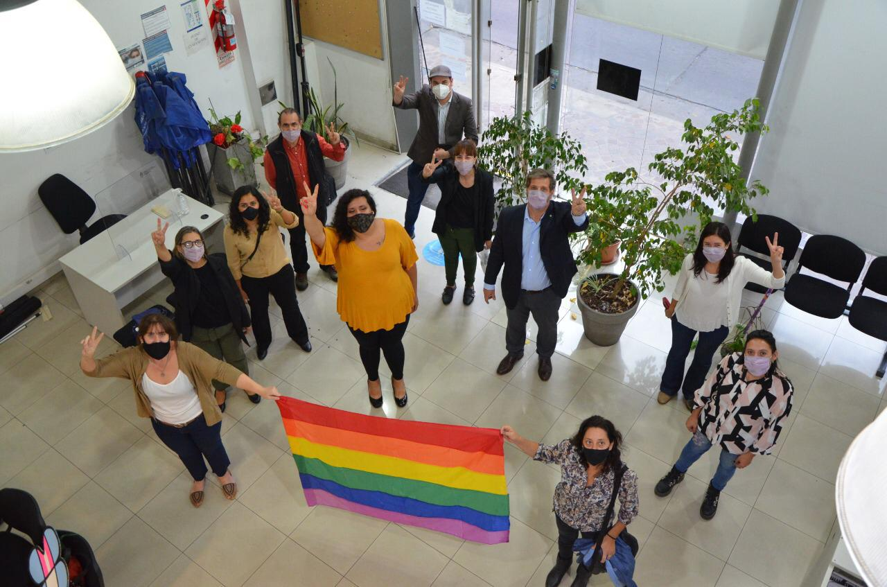 Agencia Territorial Córdoba Ley de Cupo Laboral Trans