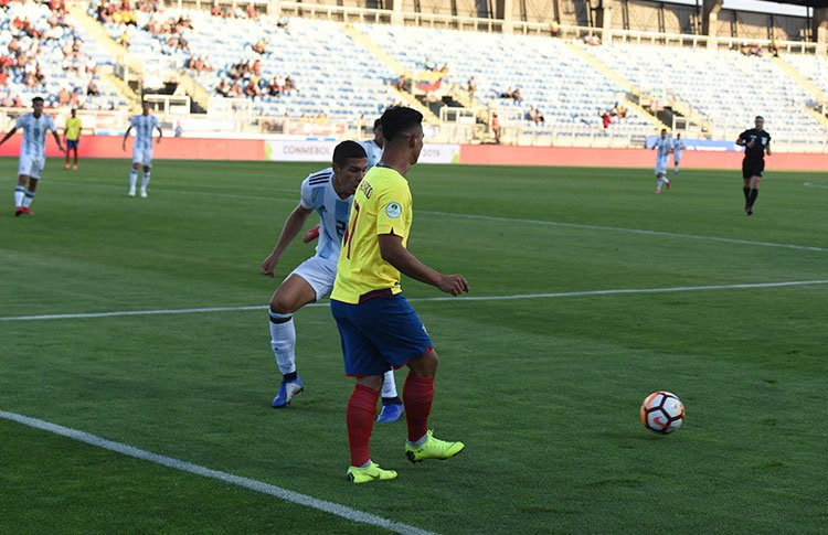 Otra derrota del seleccionado Sub-20 argentino ante Ecuador