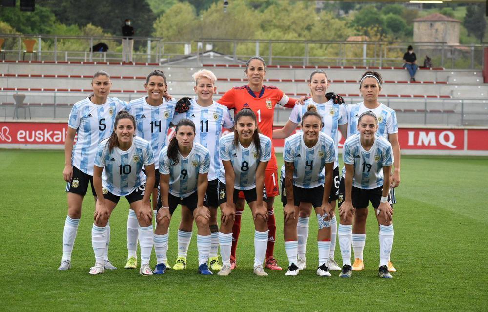 seleccion argentina futbol femenino