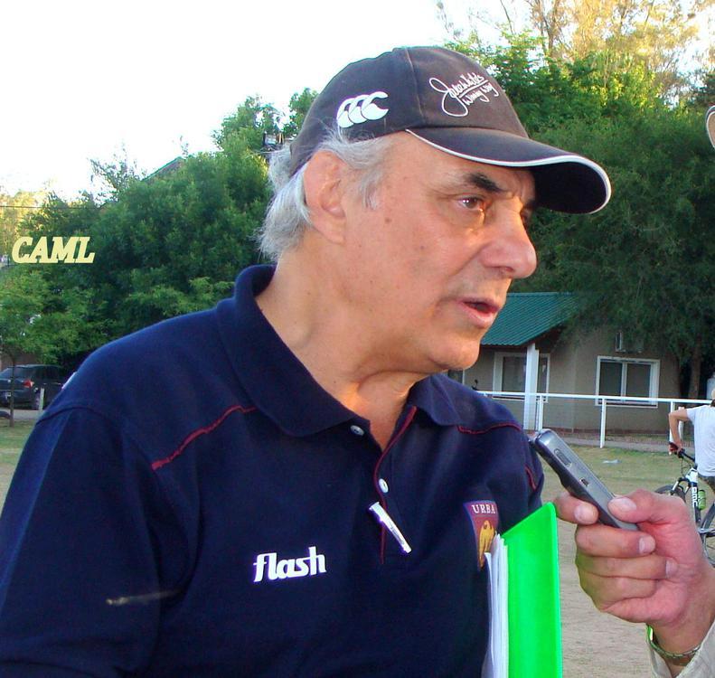 Marcelo Hernán Loffreda Manager de los Pumas apunta al Rugby Championship bien competitivos