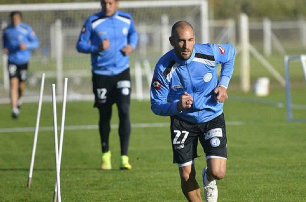 Lucas Aveldaño se ofrece para ayudar en Belgrano