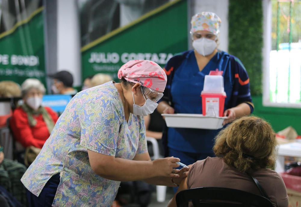 Vacunación by NA