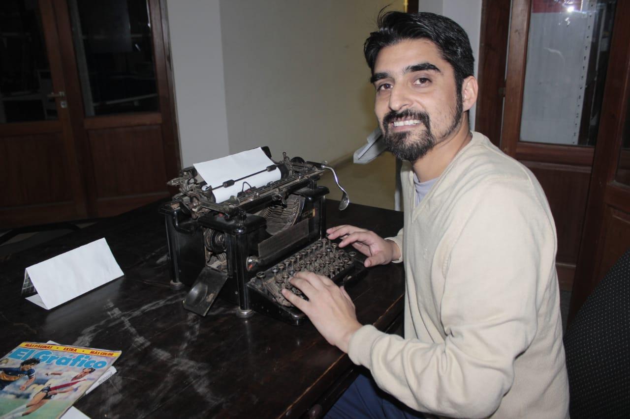Periodista de La Nueva Mañana ganó el primer premio de Adepa