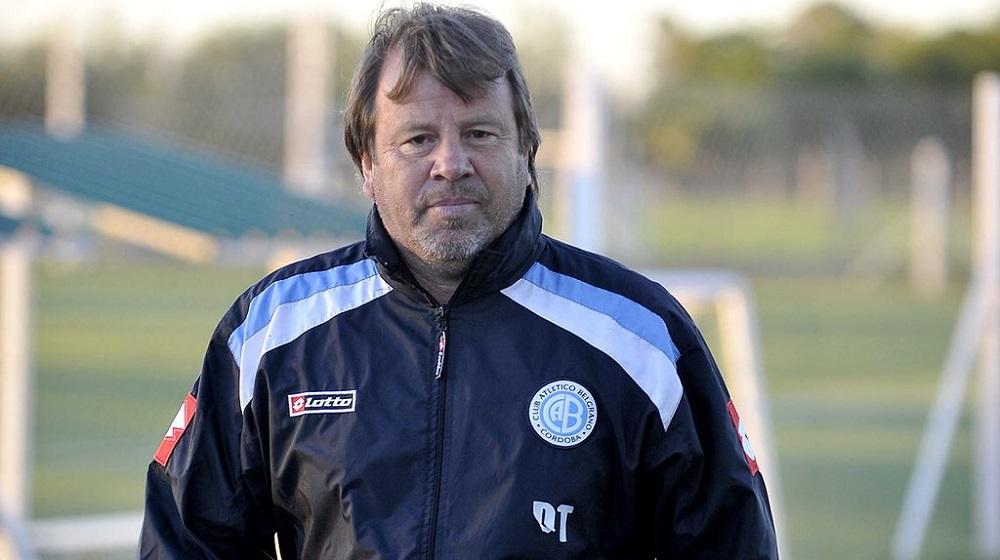 """Zielinski: """"Mientras la gente de Belgrano me tenga respeto, me alcanza"""""""