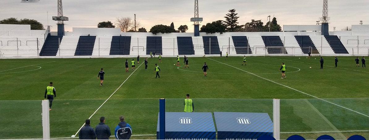 Talleres viaja a Sarandí, con Palacios y Ramírez