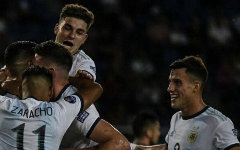 Preolímpico: Argentina goleó a Uruguay y se encamina a Tokio 2020