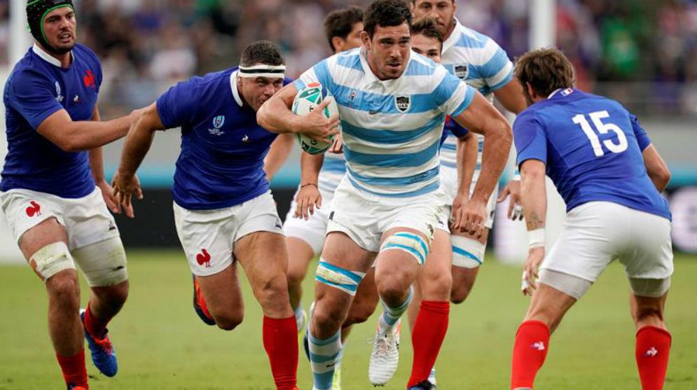 Francia hundió  Argentina, que debe remontar tres escollos consecutivos para soñar con los cuartos
