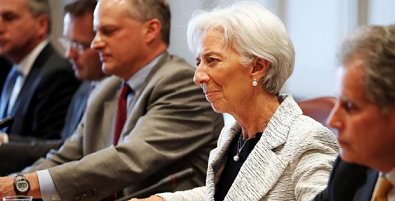"""Para Lagarde el programa argentino """"tiene todas las oportunidades de ser exitoso"""""""