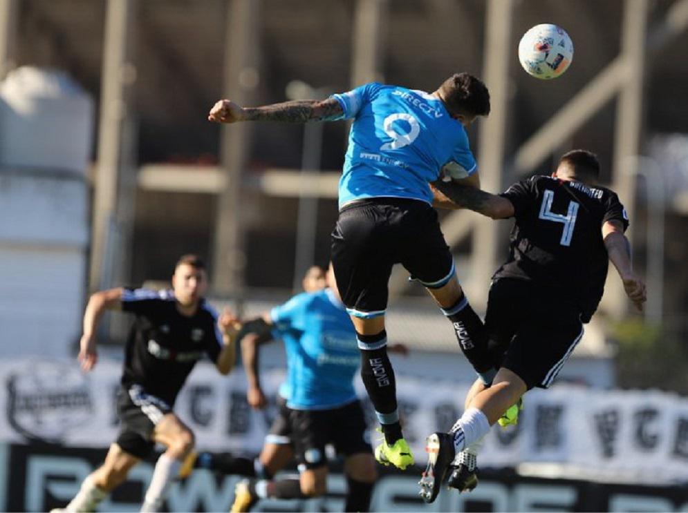 En el descuento, Belgrano empató con Riestra en el debut de Farré como DT