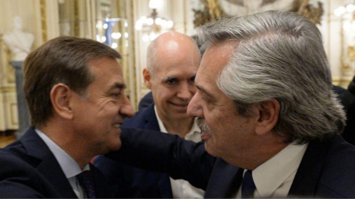 Alberto y Suárez Diario Uno