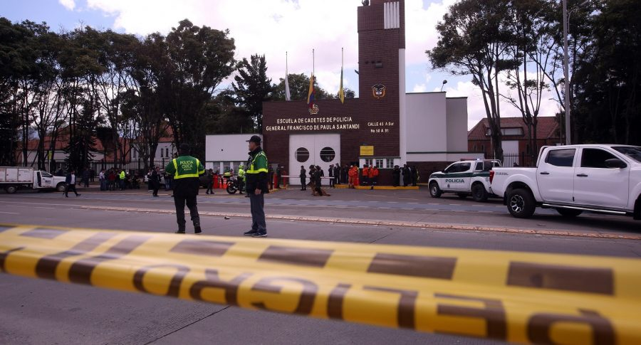 Asciende a 21 el número de muertos por el atentado en Bogotá