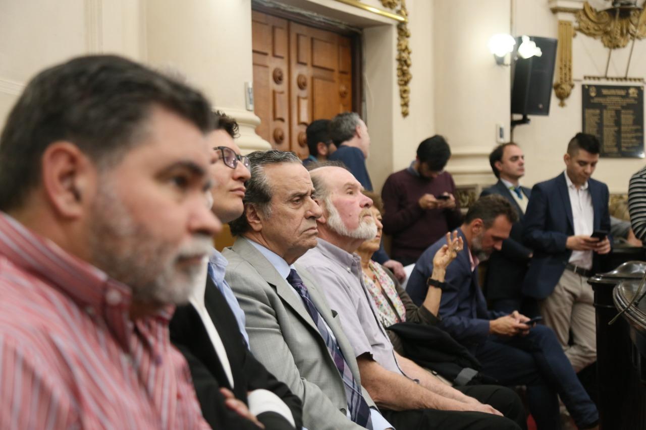 Prensa Legislatura