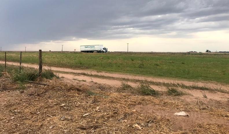 Denuncian robo millonario en un campo cercano a Vicuña Mackenna - Javier Imaz