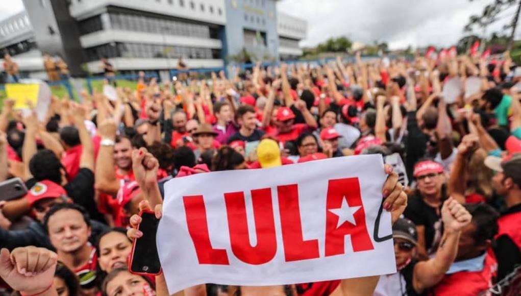 La defensa de Lula da Silva presentó un recurso para su liberación
