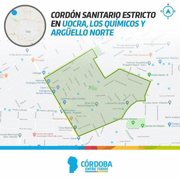 Cordon 1 prensa Gobierno de Córdoba