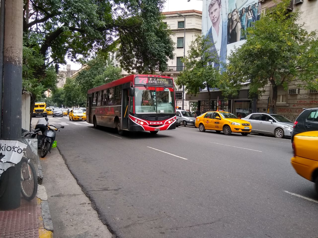 colectivos transporte by LNM