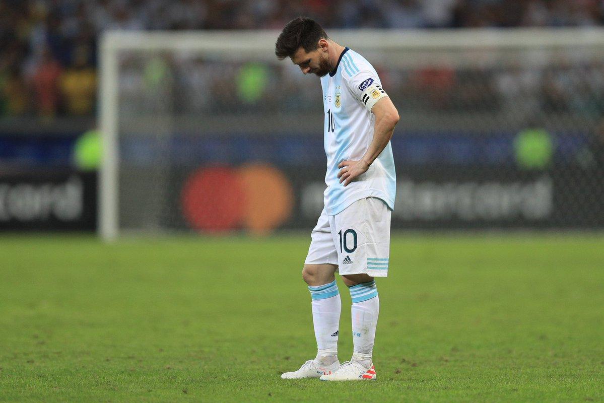 """Messi: """"Se cansaron de cobrar boludeces en esta Copa América"""""""