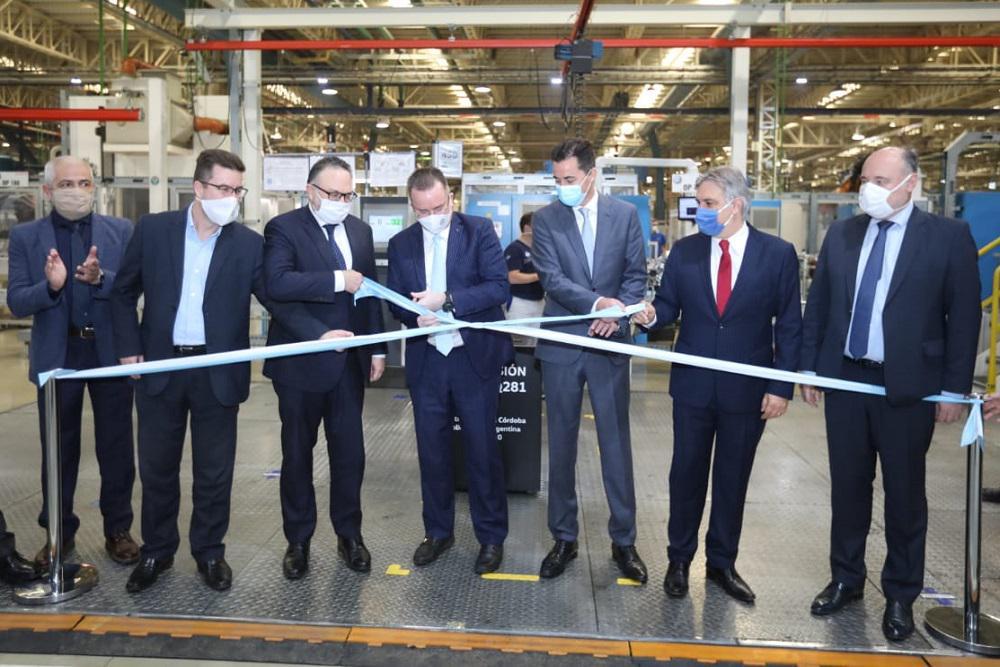 kulfas calvo presentación VW Córdoba by prensa Provincia