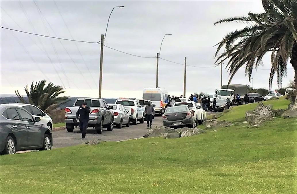 """Tres detenidos y """"pruebas relevantes"""" por el crimen de los marines en Uruguay"""