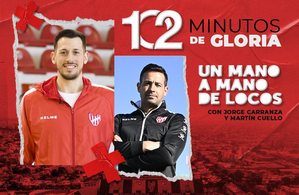 "Instituto festeja su cumpleaños con ""102 minutos de gloria"""