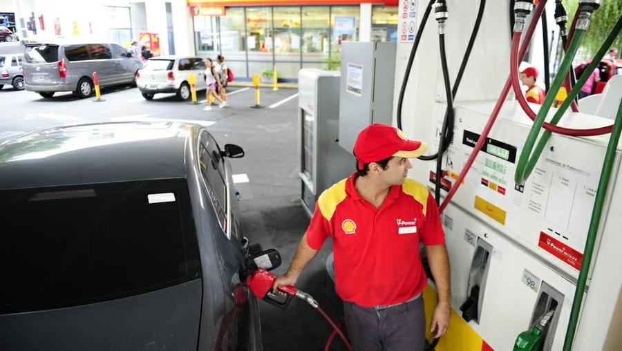 shell aumento combustibles
